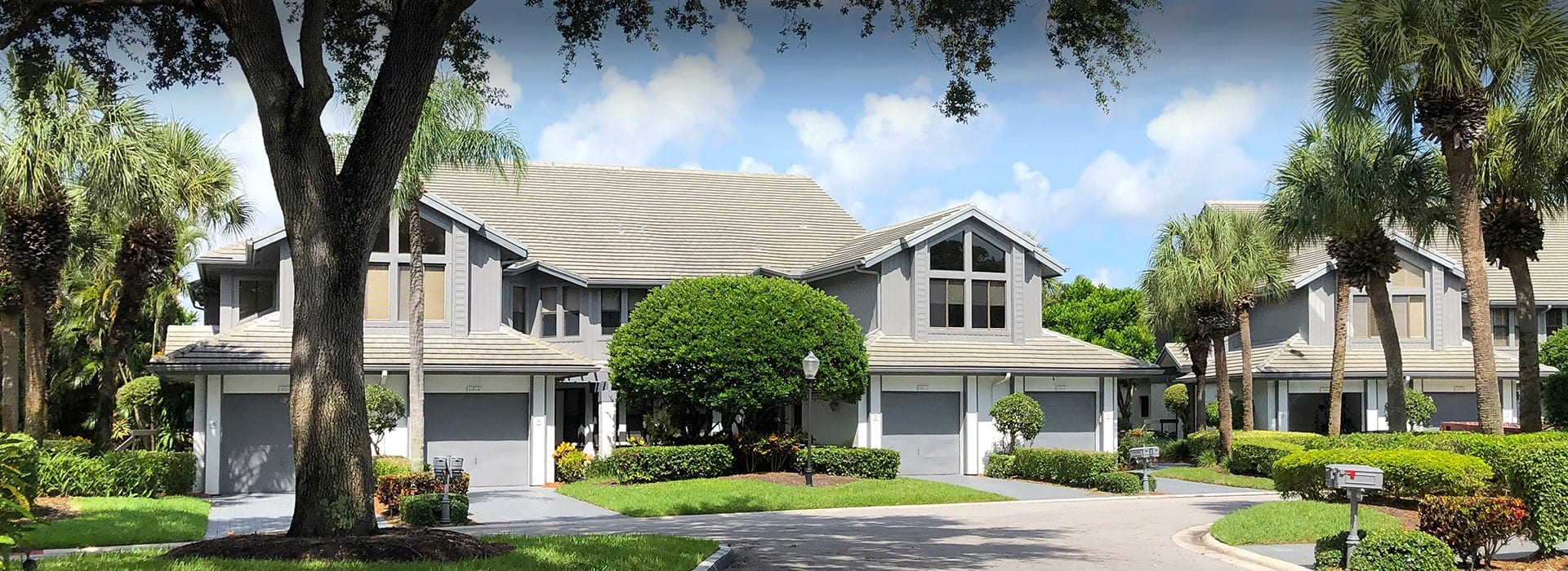 Clubside, attached villas at Boca West