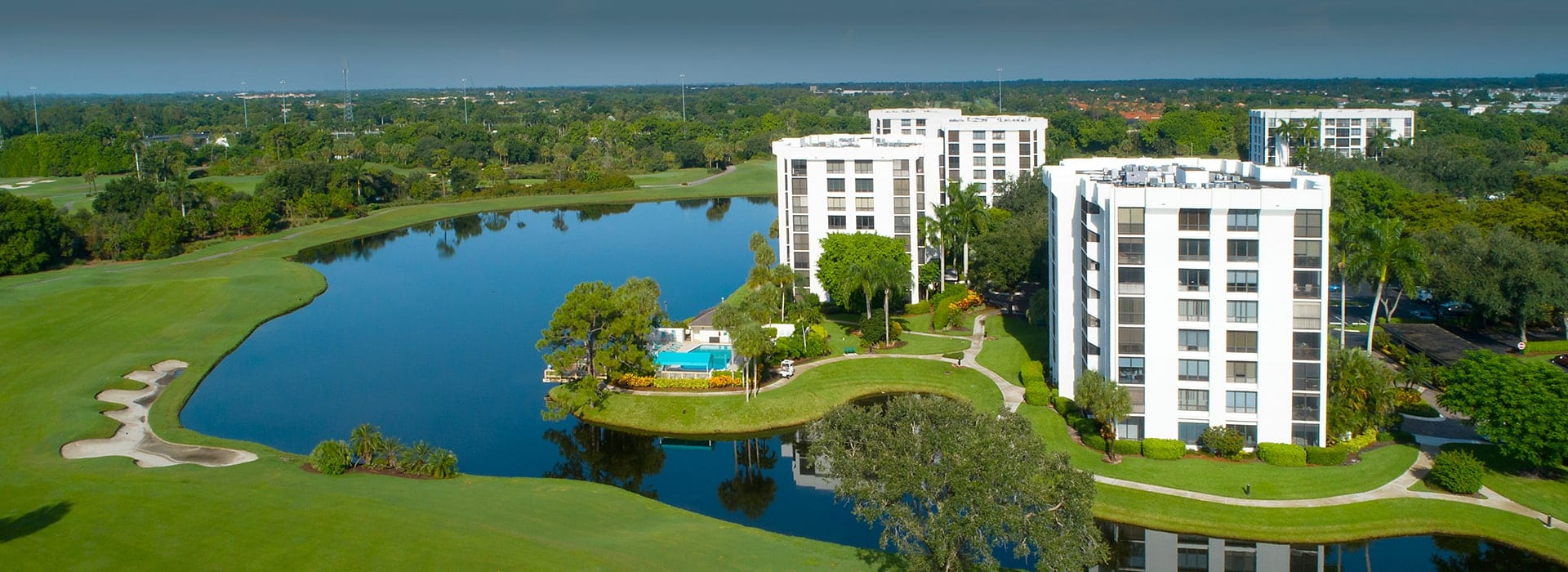 Lakewood MidRise condominium residences at Boca West