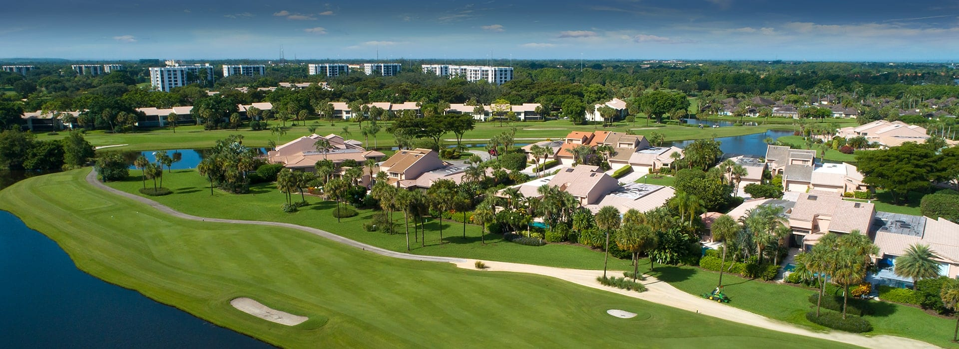 Wind Key townhomes at Boca West