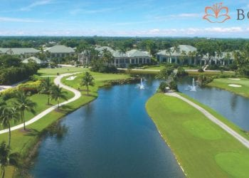 Golf Course Views at Boca West