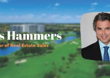 Chris Hammers Director of Real Estate Sales