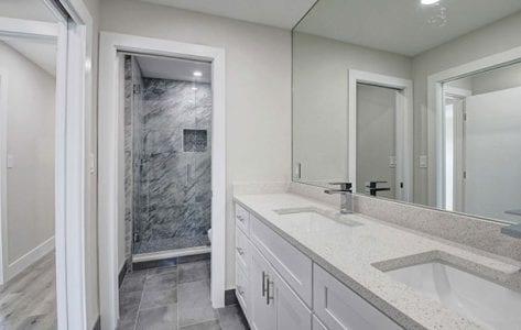 Gemini Homes Bathroom