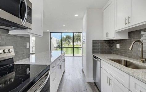 Gemini Homes Kitchen