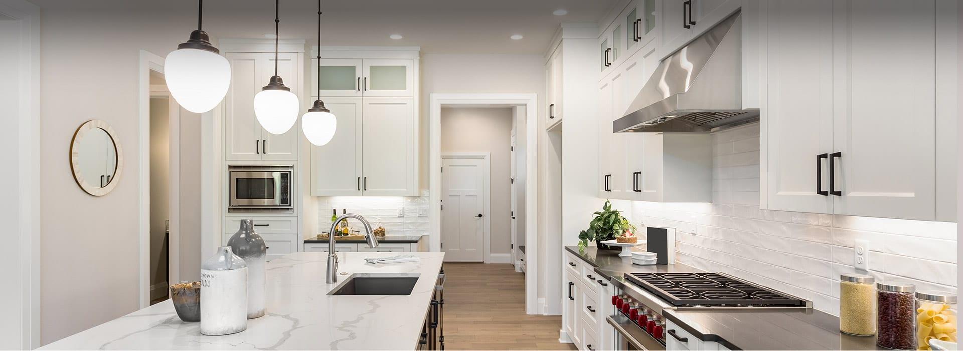 Gemini Homes Renovator Kitchen