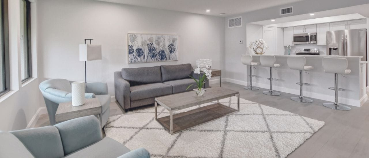 Boca West Courtside newly renovated home