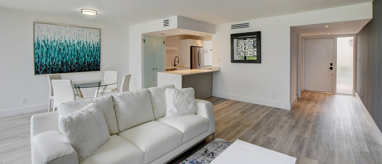 boca west great room interior at boca west high demand from seasonal rental shortage